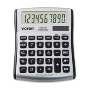 Victor Technology, LLC Victor 11003A Mini Desktop Calculator