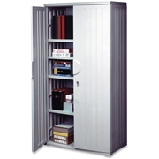 Iceberg Enterprises, LLC Iceberg Officeworks 4-Shelf Storage Cabinet