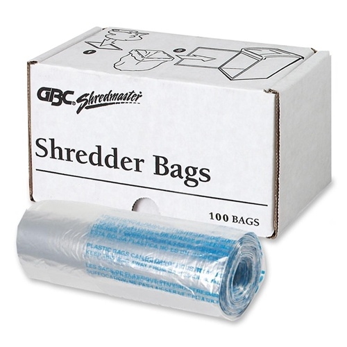 Swingline See-through Shredder Bag