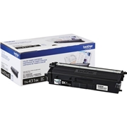 Brother OEM TN431BK Toner Cartridge
