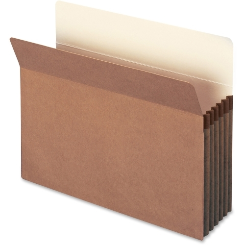 Smead Manufacturing Company Smead 73206 Redrope 100% Recycled File Pockets