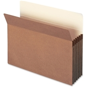 Smead 73206 Redrope 100% Recycled File Pockets