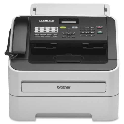 Brother IntelliFax-2840 High-Speed Laser Fax