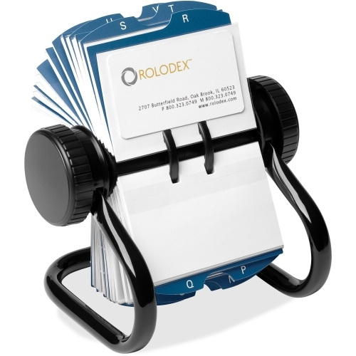Sanford, L.P. Rolodex Rotary Business Card File