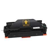 HP Compatible 410X Black (CF410X) Toner Cartridge High Yield