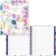 Dominion Blueline Blueline MiracleBind Passion Collection Notebook - Floral