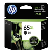 HP #65 XL BK (N9K04AN#140) OEM Ink Cartridge