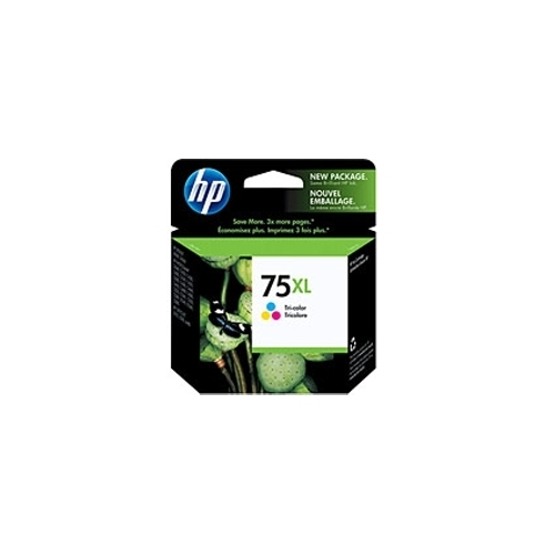 HP #75 XL (CB338W) OEM Ink Cartridge