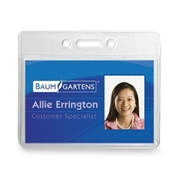 Baumgartens ID Badge Holder