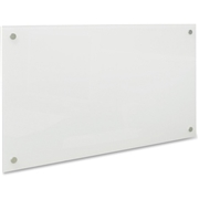 """ACCO Brands Corporation Quartet Infinity Magnetic Glass Cubicle Board, 30"""" x 18"""""""