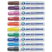 Jiffco International Ltd Jiffco Permanent ECO Giant Refillable Markers