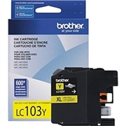 Brother LC103XL YW OEM Ink Cartridge