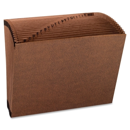 Smead Manufacturing Company Smead 70425 Leather-Like TUFF Expanding Files