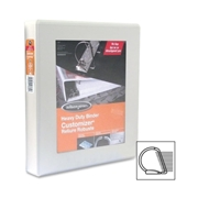 Acco 386 Heavy Duty Customizer D Ring View Binder