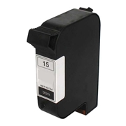 HP #15 (C6615A) compatible Ink Cartridge