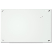 ACCO Brands Corporation Quartet Infinity Magnetic Glass Dry-Erase Board, White, 6' x 4'
