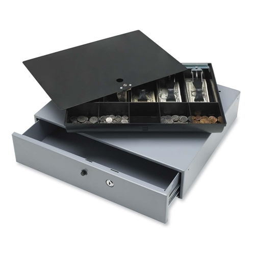 Sparco Products Sparco Removable Tray Cash Drawer