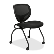 Basyx by HON VL302 Nesting Chair without Arms
