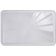 Sparco Products Sparco Full-Page Handheld Magnifier