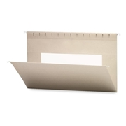 Smead Manufacturing Company Smead Hanging File Folder with Interior Pocket 64481