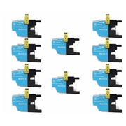 Brother LC75 CN 10pk compatible Ink Cartridge
