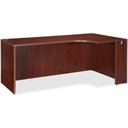 Lorell Essentials Right Rectangular Credenza