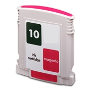 HP #10 Y (C4843) compatible Ink Cartridge