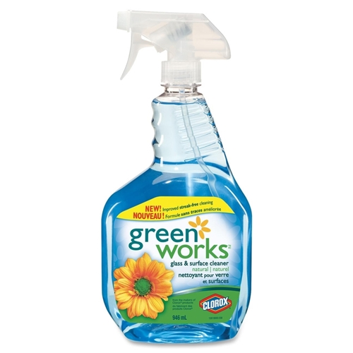 The Clorox Company Green Works Natural Glass/Surface Cleaner