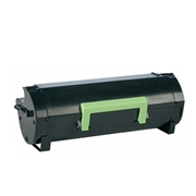 Lexmark Compatible 601H (60F1H00) Toner Cartridge High Yield