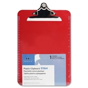 Sparco Products Sparco Transparent Clipboard
