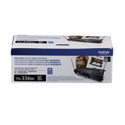 Brother OEM TN336BK (TN-336 BK High Yield) Toner Cartridge