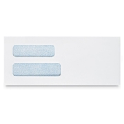 Quality Park Products Quality Park Double View Window Business Envelope