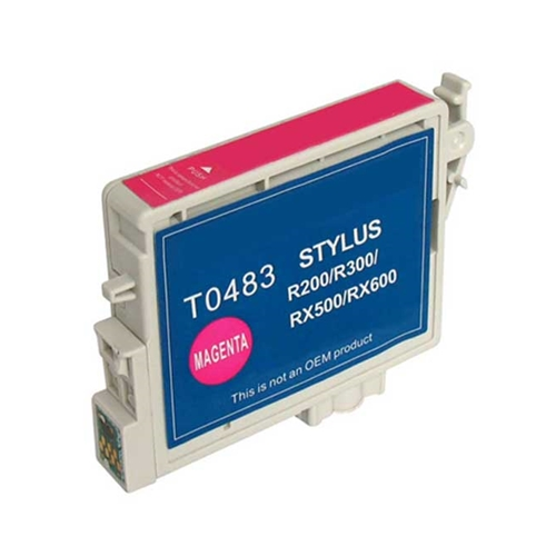 Epson T0483 M compatible Ink Cartridge