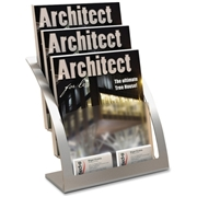 Deflecto Corporation Deflect-o Contemporary Literature Holder