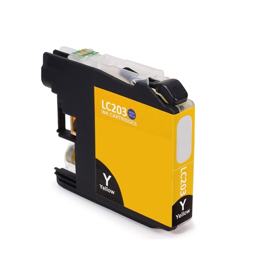 Brother LC-203 YS (LC203YS High Yield) compatible Ink Cartridge