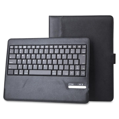 Vision Keyboard/Cover Case (Portfolio) for iPad - Black