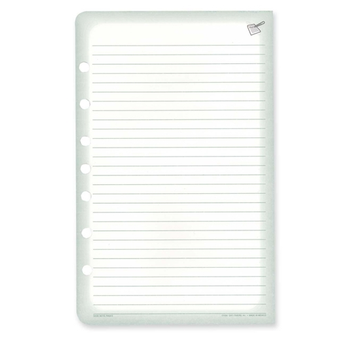 ACCO Brands Corporation Day-Timer Notation Log Organizer Refill