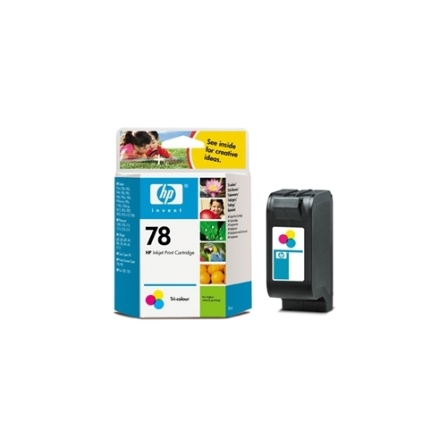 HP #78XL (C6578AN) OEM Ink Cartridge