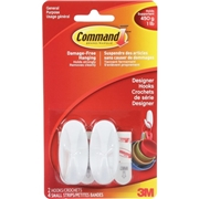 3M Command Small Designer Hook