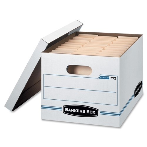 Fellowes, Inc Bankers Box Light Duty Storage/File Box