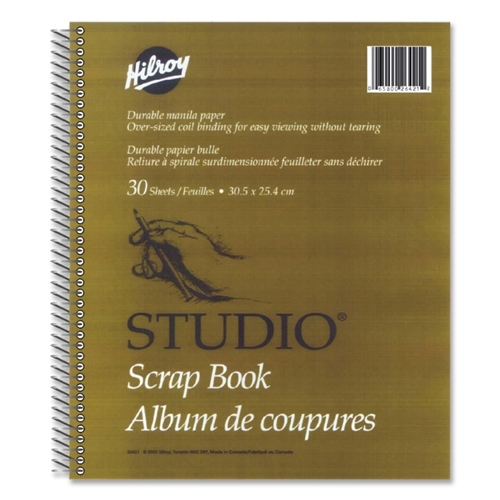 ACCO Brands Corporation Hilroy Studio Scrapbook