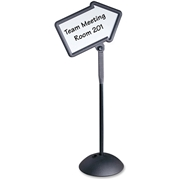 Safco Products Safco WriteWay Directional Sign