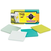 3M Post-it 3x3 Super Sticky Full Adhesive Notes