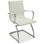 Lorell Modern Guest Chairs - 2/CT
