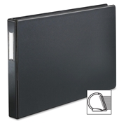 "Cardinal EasyOpen 11"" x 17"", Locking Slant-D Ring Binder"