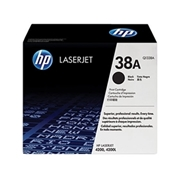 HP OEM 38A (Q1338A) Toner Cartridge