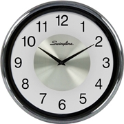 ACCO Brands Corporation Swingline Round Fashion Clock