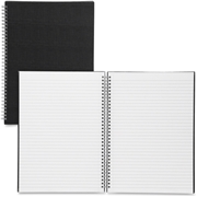 Sparco Twin-Wire A4 Linen Notebook