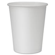 Genuine Joe Polyurethane-lined Disposable Hot Cups